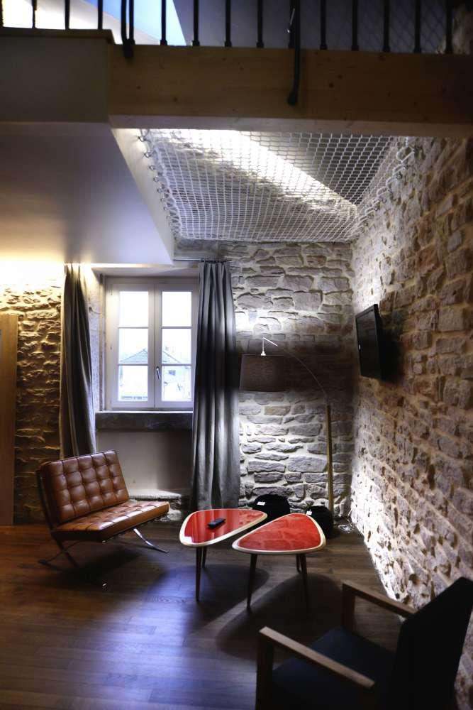 Chambre classique Aux Terrasses